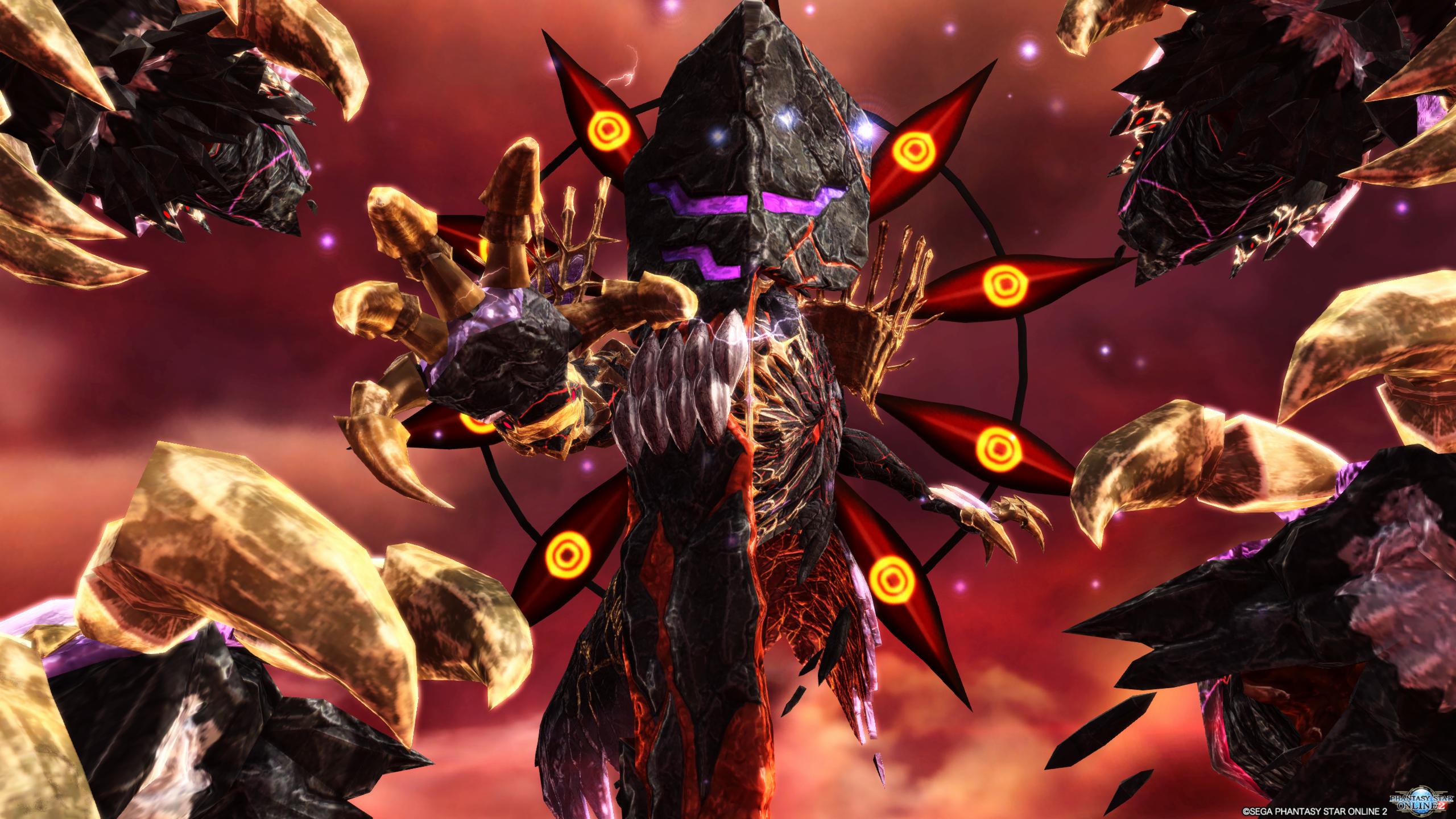 PSO2 Dark Falz Persona Elder