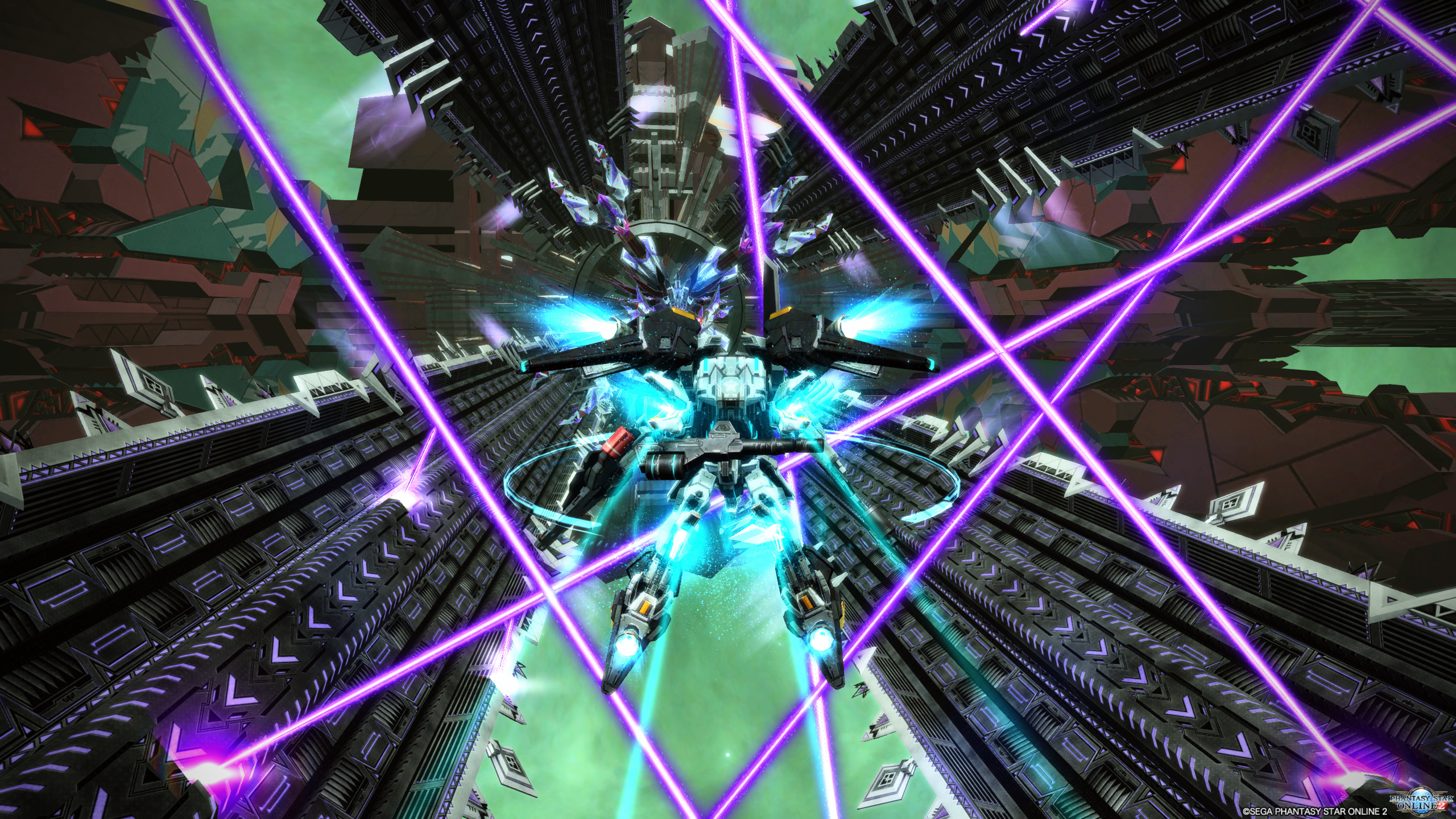 Phantasy Star Online 2 The Armada of Annihilation