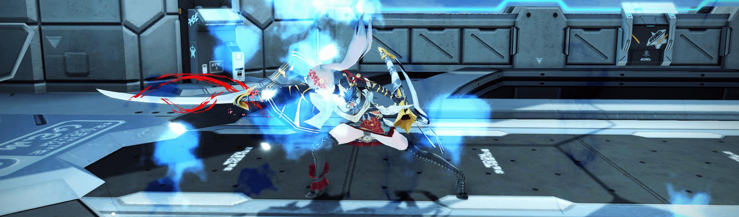 Phantasy Star Online 2 Evil Shioinaru Yanpe