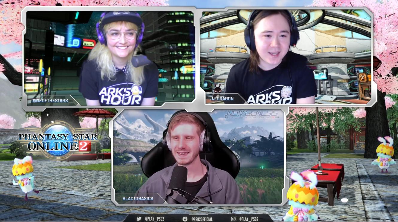 PSO2 Phantasy Star Online 2 MMORPG Sega Episode 7 Arks Hour BlacToBasics