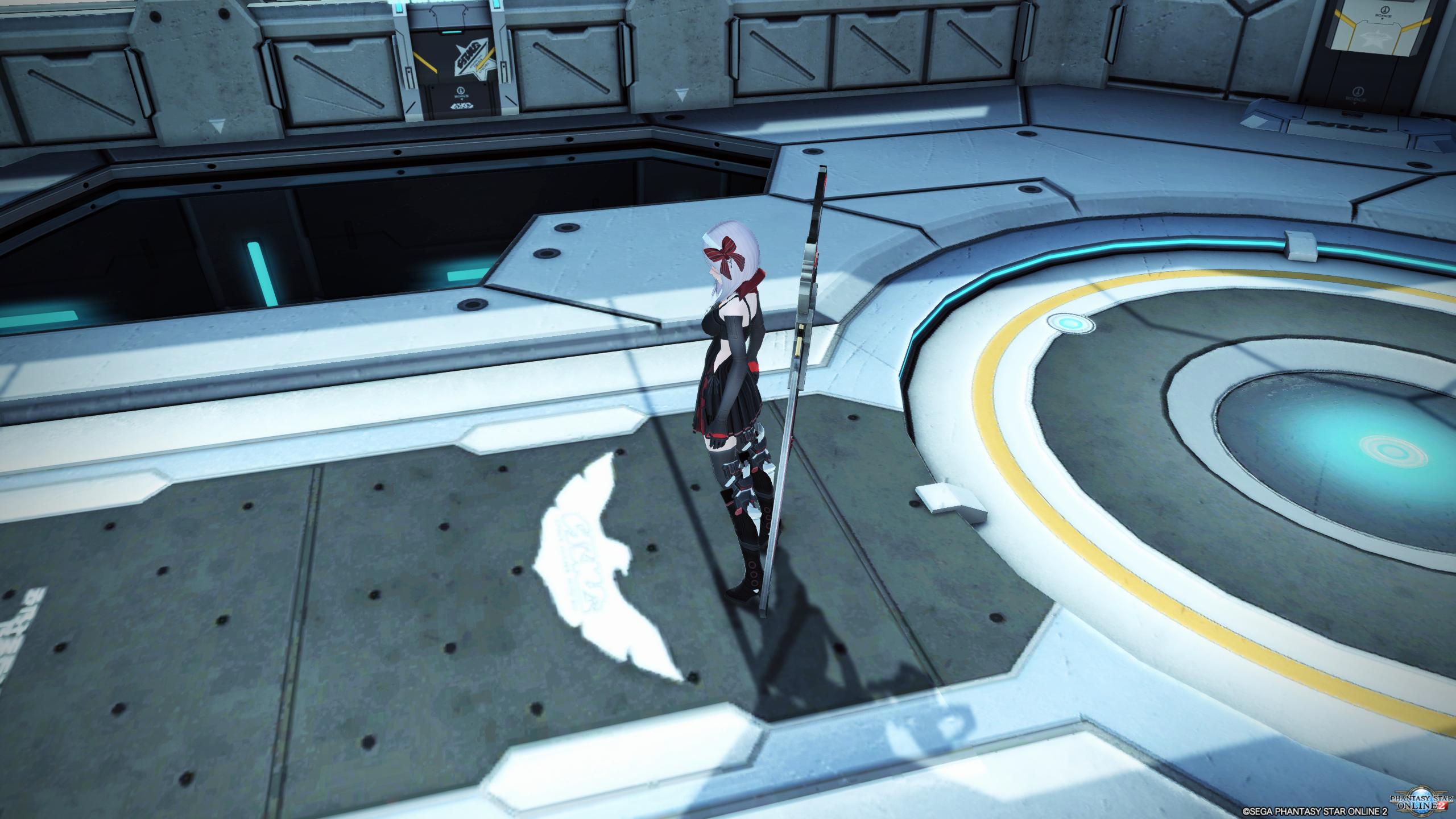 Phantasy Star Online 2 Tracking Neon