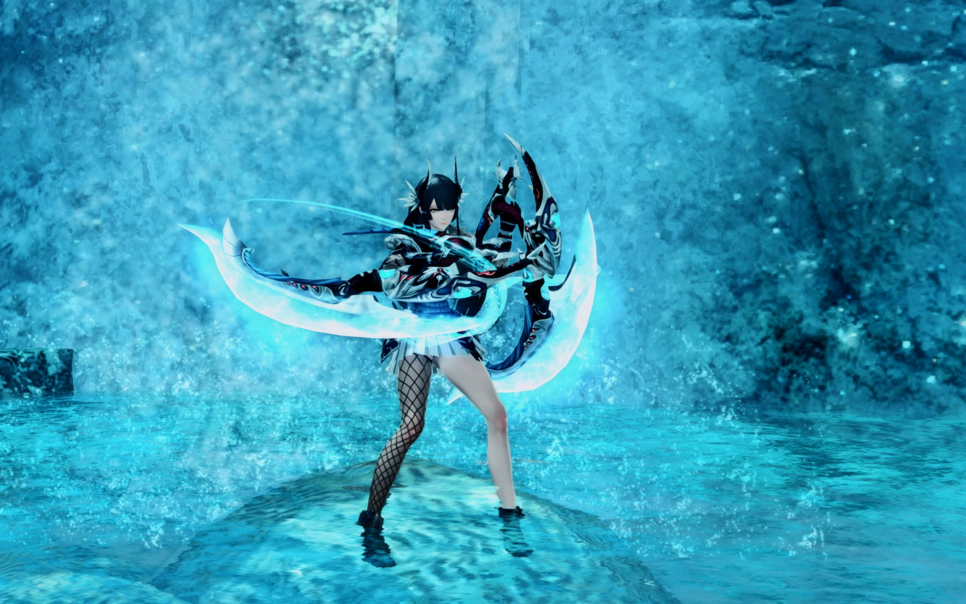 PSO2 Phantasy Star Online 2 MMORPG Sega Atlas Relic EX Weapon Camo