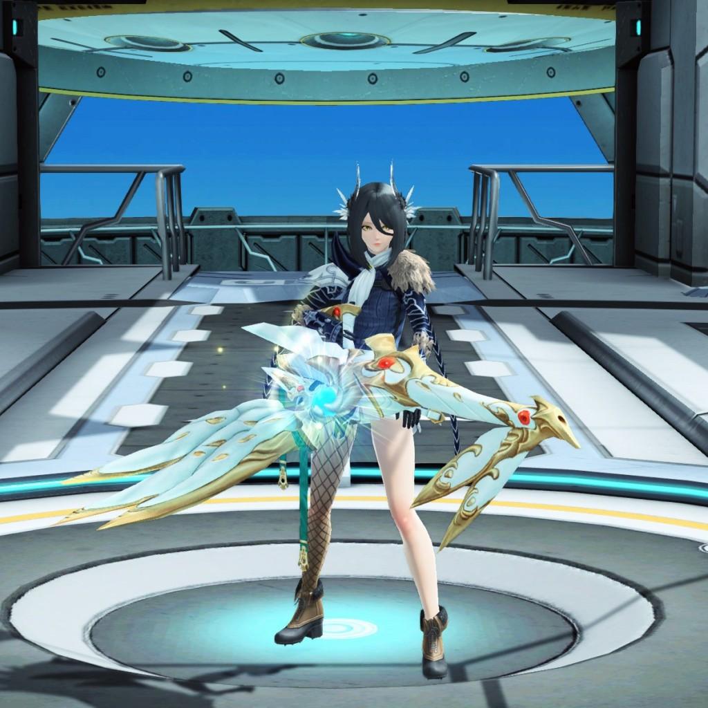 PSO2 Phantasy Star Online 2 MMORPG Sega Atlas Launcher