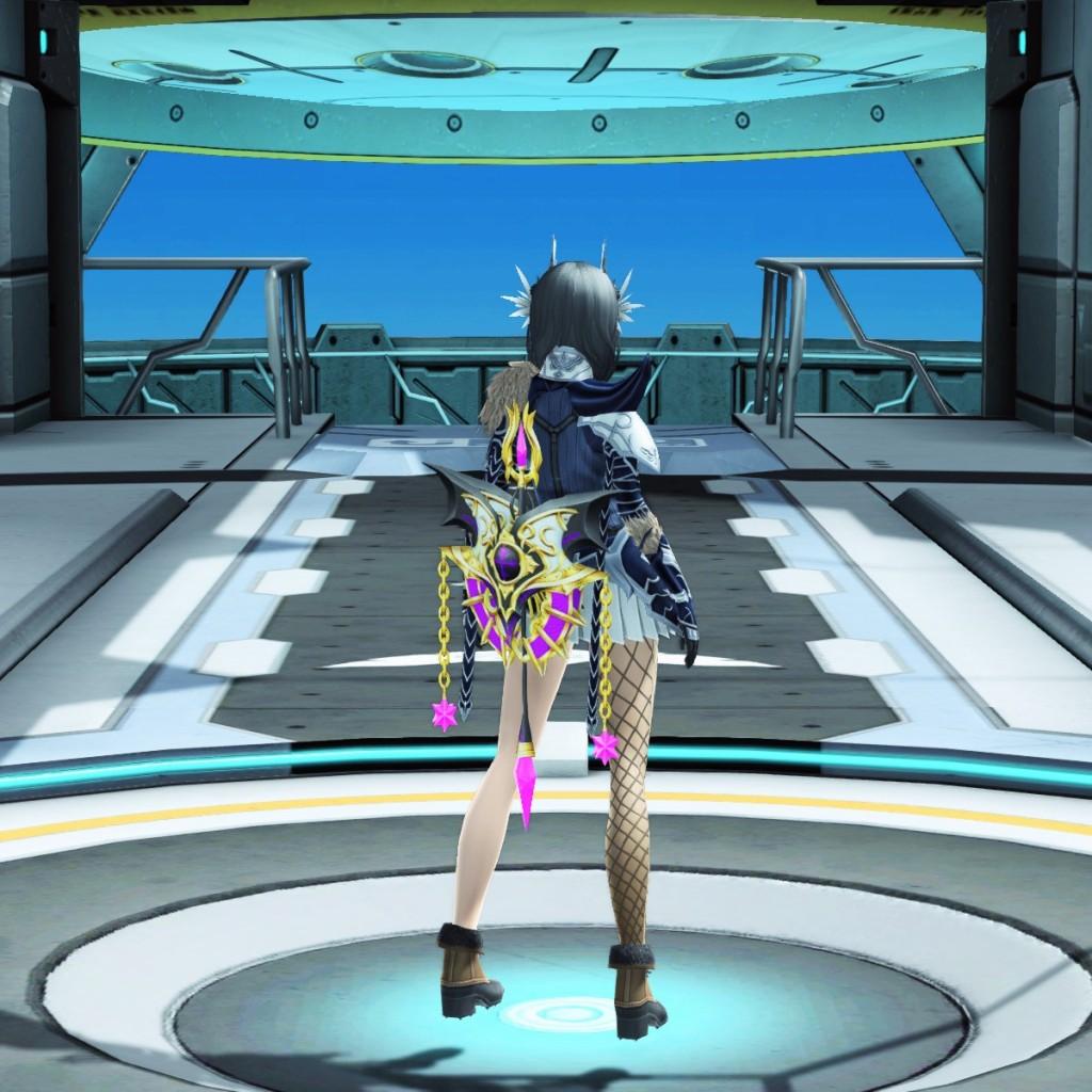 PSO2 Phantasy Star Online 2 MMORPG Sega Atlas Harmonizer