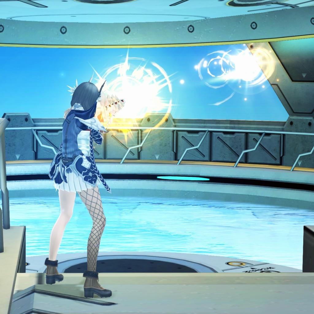 PSO2 Phantasy Star Online 2 MMORPG Sega Atlas Rifle