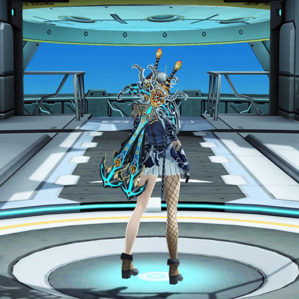 PSO2 Phantasy Star Online 2 MMORPG Sega Atlas Soaring Blades