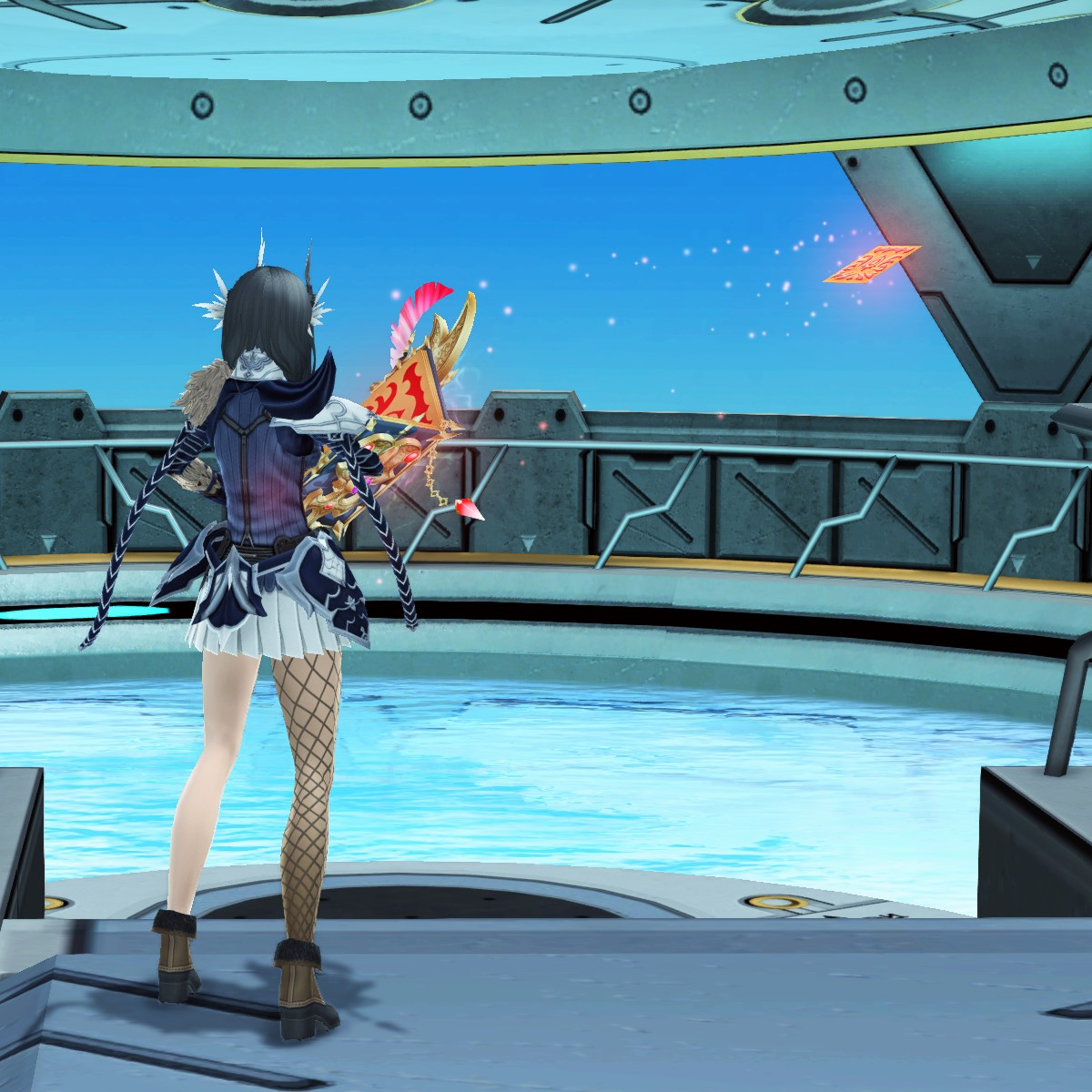PSO2 Phantasy Star Online 2 MMORPG Sega Atlas Talis