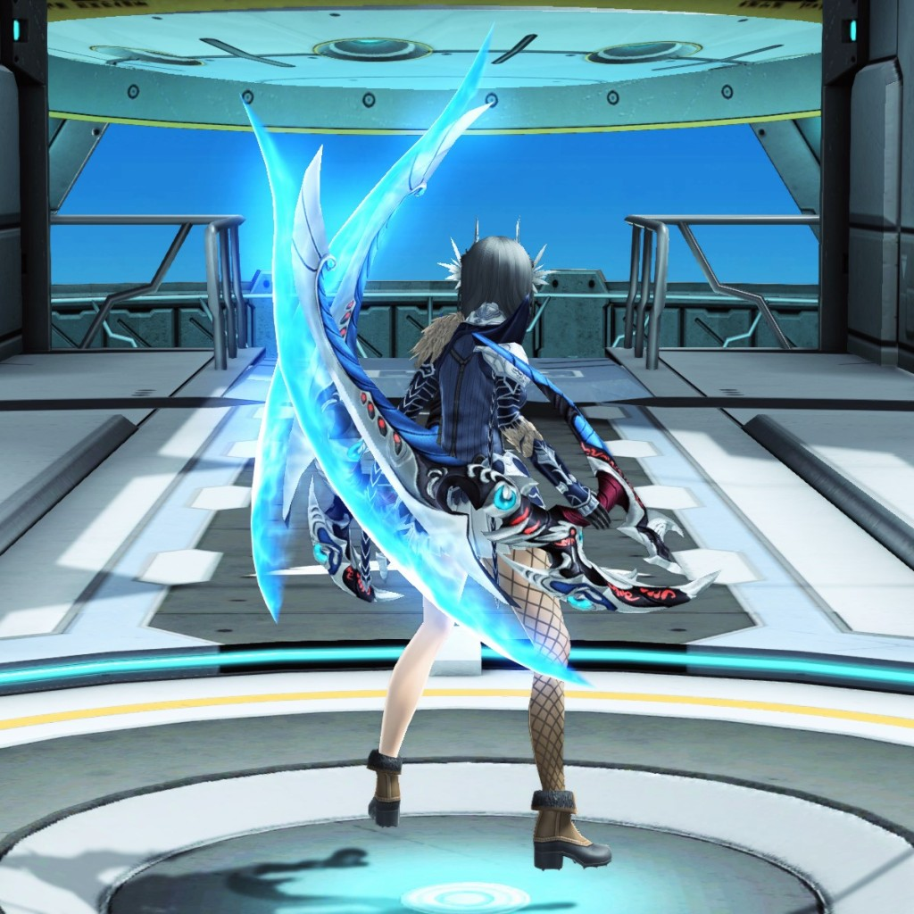 PSO2 Phantasy Star Online 2 MMORPG Sega Atlas Twin Daggers
