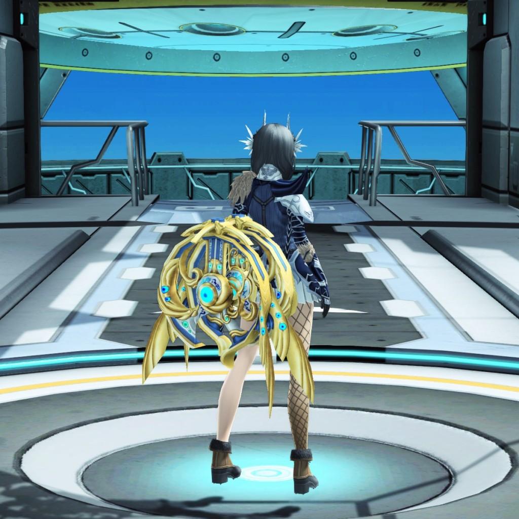 PSO2 Phantasy Star Online 2 MMORPG Sega Atlas TMGs